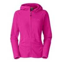 Womens North Face Masonic Hoodie Fuschia Pink