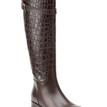 Women's Clarks 'Hopedale Wish' Tall Boot,