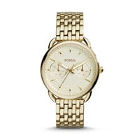 Tailor Multifunction Gold-Tone Stainless Steel Watch