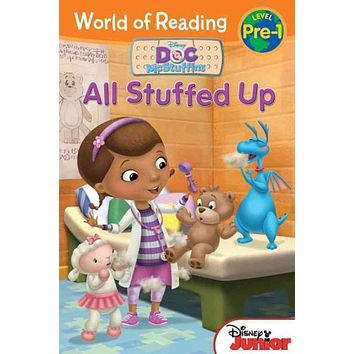 All Stuffed Up (World of Reading)