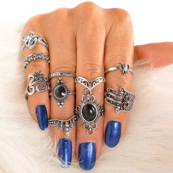 Stylish Jewelry New Arrival Gift Shiny Hot Sale Water Droplets Ring [11856498319]