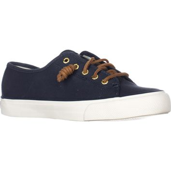 Sperry Top-Sider Seacoast Fashion Sneakers, Navy, 9.5 US / 40.5 EU