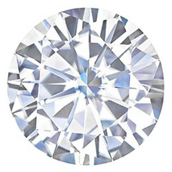 GIA Certified Round Cut Loose Diamond