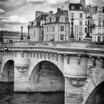 Le Pont Neuf - Paris - France Photographic Print by Philippe Hugonnard at Art.com