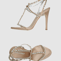 Dsquared2 High-Heeled Sandals