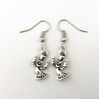 FREE SHIPPING! Earrings inspired by Beauty and the Beast Lumiere