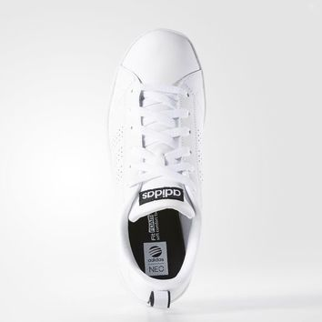 adidas Advantage Clean VS Shoes - White | adidas US