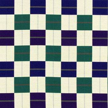 Robert Allen Fabric 236616 Lawn Chair Royal Purple