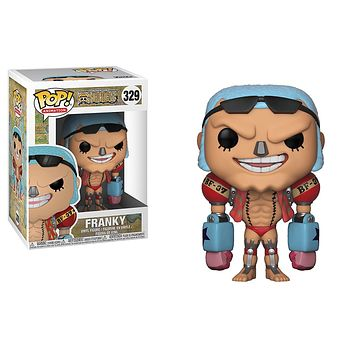 Franky Funko Pop! Animation One Piece