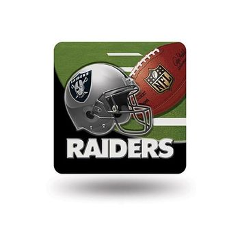 Raiders 10 Pack Coasters #554677