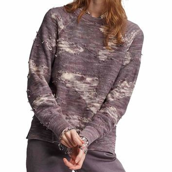 Rag & Bone Colby Intarsia Sweater