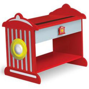 KidKraft - Toddler Table - Firetruck