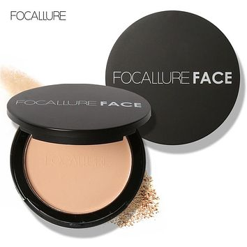 New Focallure Powdered Long Lasting Concealer/ Face Contour