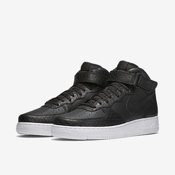 The Nike Air Force 1 07 Mid LV8 Men's Shoe.