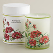 Boxed Hibiscus and Mangosteen Floral Tumbler Candle - World Market