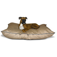 35x46 Khaki Super Value Pet Bed By Majestic Pet Products-Large