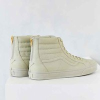Vans Sk8-Hi Leather Zip Men's Sneaker-