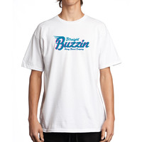 BUZZIN TEE – HONEY BRAND™