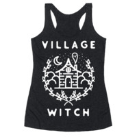 VILLAGE WITCH RACERBACK TANK