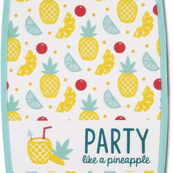 Party like a pineapple Cutting Board