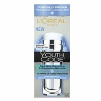 L'Oreal Paris Youth Code Even Discolor Correcting Serum