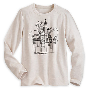 Walt Disney World Icons Sweatshirt for Women