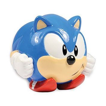 "PALADONE PRODUCTS 3"" SONIC STRESS BALL WITH SUPER SONIC SQUEEZE-NEW IN BOX!"