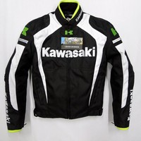 New model  windproof warm motorcycle off-road jackets automobile racing jackets/men's  knight  jackets motorcycle race clothing
