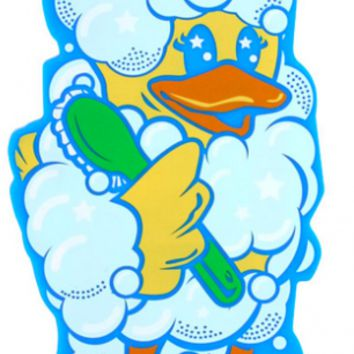 BATHING DUCK IPHONE CASE