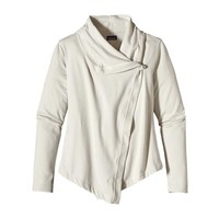 Patagonia Women's Ahnya Wrap | Bleached Stone