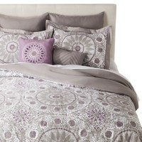 Iris Medallion 8 Piece Comforter Set