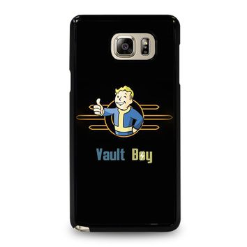 FALLOUT VAULT BOY THUMBS UP Samsung Galaxy Note 5 Case