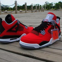 Air Jordan 4 Retro Toro Bravo 40 47 | Best Deal Online