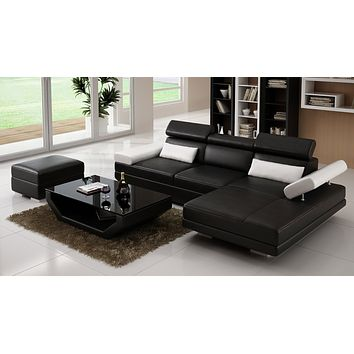 Luxury European Sectional sofa Living room furniture