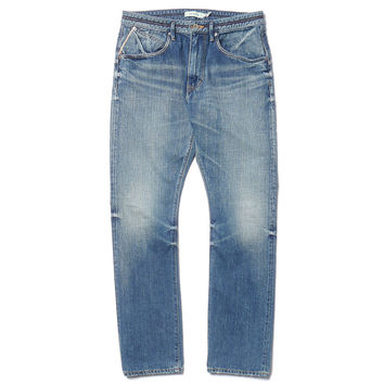 "Dweller 5P Jeans - Cotton 12oz Selvedge Denim VW ""Skip"""