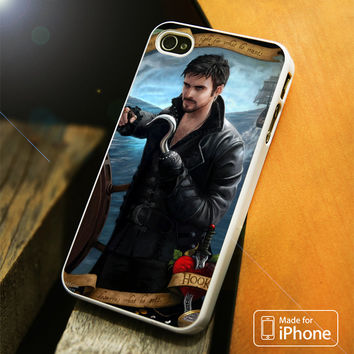 Once Upon A Time Captain Hook iPhone 4(S),5(S),5C,SE,6(S),6(S) Plus Case