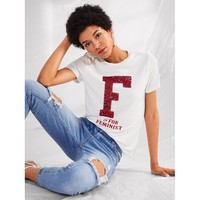 F is For Feminist Tee