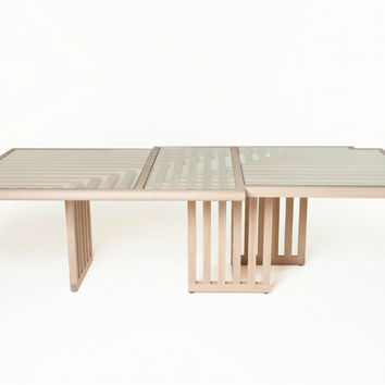 Maze Dining Table by Autoban
