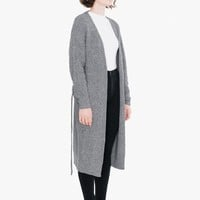 Oversized Fisherman Cardigan | American Apparel