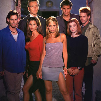 Buffy The Vampire Slayer 27x40 TV Poster (2003)