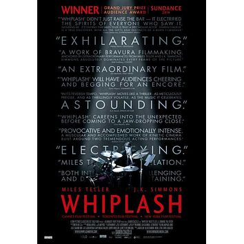 Whiplash (Canadian) 27x40 Movie Poster (2014)