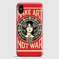Obey Hello Kitty iPhone X Case
