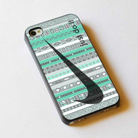 Nike Just Do It Aztec design iPhone case, iPhone 4/4S case, iPhone 5, 5S, 5c case, Samsung S3, S4 case