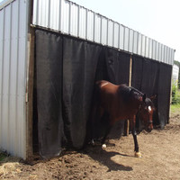 Saddles Tack Horse Supplies - ChickSaddlery.com Livestock Curtain