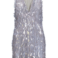 Embellished silk-georgette mini dress | Roberto Cavalli | US | THE OUTNET