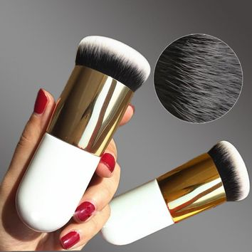 Chubby Flat Foundation Brush