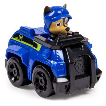 Paw Patrol Racers Chase's Spy Vehicle Chase Model 21100465 Push Vehicle Toy
