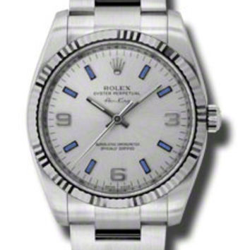 Rolex Air-King Mens Self-Winding Watch 114234SABLSO