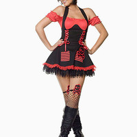 Pirate Hottie Costume | Sexy Clothes Womens Sexy Dresses Sexy Clubwear Sexy Swimwear | Flirt Catalog