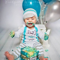 Baby Boys Bow Tie Birthday Outfit, Baby Boys First Birthday Outfit, Baby Boy Clothes, Cake Smash Outfit